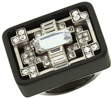 Juicy Couture Geo Ring