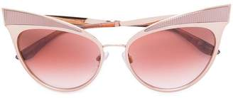 Dolce & Gabbana Eyewear cat-eye frame sunglasses