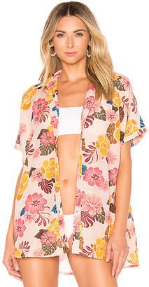 Acacia Swimwear Mombasa Button Up