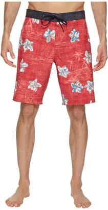 Vans Hawaii Floral Boardshorts Men's Swimwear