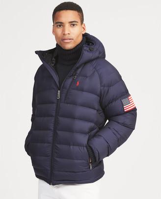 a0ffd7fbe Ralph Lauren Down Jacket Men - ShopStyle