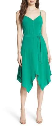 L'Agence Azalea Silk Slipdress