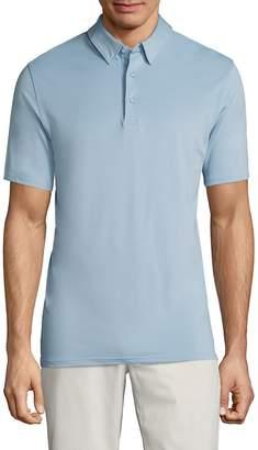 AG Jeans Men's Tarrant Solid Polo
