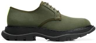 Alexander McQueen Tread Derby shoes
