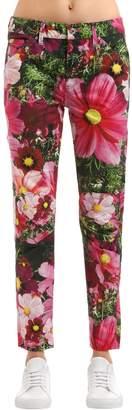 Elwood Floral Boyfriend Denim Jeans