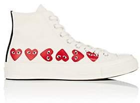 Comme des Garcons Men's Chuck Taylor 1970s Sneakers - White