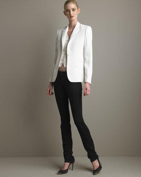 Stella McCartney Black Skinny Jeans