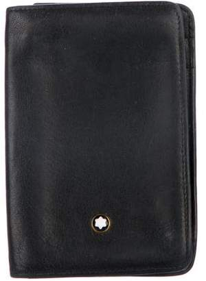 Montblanc Leather Business Cardholder