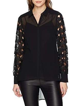Coast Women's Cressida-505-020637 Blouse, (Black 80), 8 (Size:8)