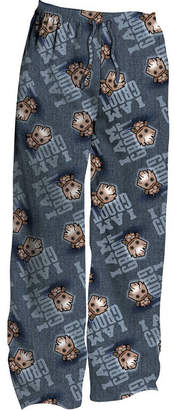 Marvel Guardians of the Galaxy Mens Microfleece Pajama Pants