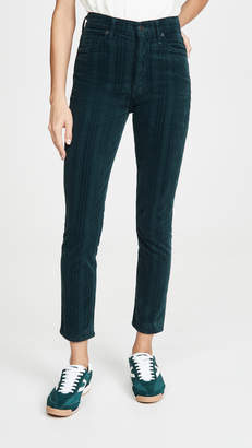 Citizens of Humanity Olivia High Rise Corduroy Slim