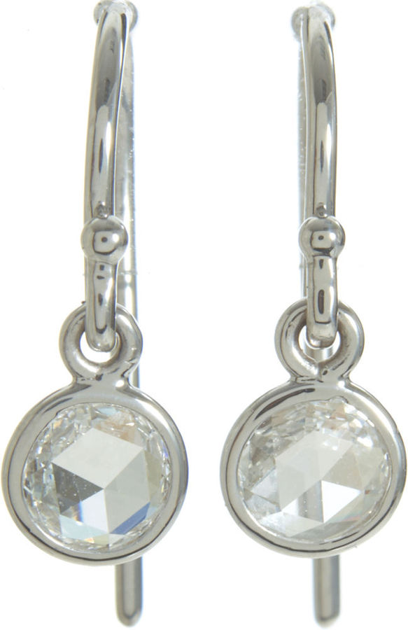 Finn Diamond Drop Earrings