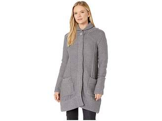 Prana Elsin Sweater Coat