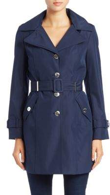 Calvin Klein Belted Trench Coat
