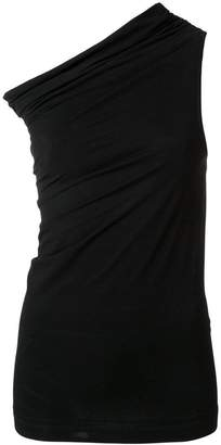 Rick Owens Lilies one-shoulder top