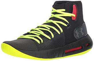 Under Armour Men's Drive 5 Basketball Shoe (002)/Black
