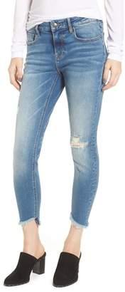 Vigoss Marley Tulip Hem Ankle Skinny Jeans