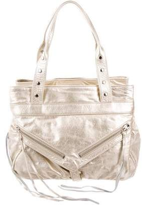 81cae91336 Pre-Owned at TheRealReal · Botkier Metallic Leather Bag