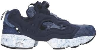 Instapump Fury Nylon Sneakers