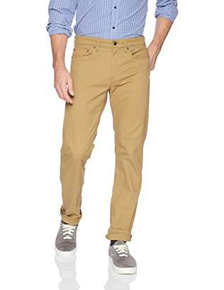 Chaps Men's Stretch 5 Pocket Twill Pant