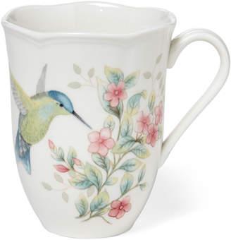 Lenox Butterfly Meadow Hummingbird Mug