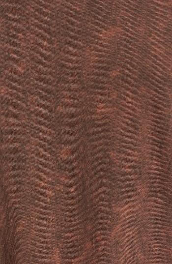 Women's Sun & Shadow Washed Cotton Raw Hem Tee 4