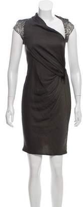 A.F.Vandevorst A.F. Vandevorst Sequined Mini Dress