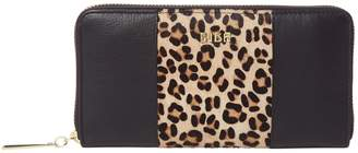 Biba Zip Around Leather Purse