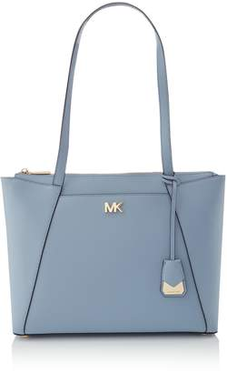 Michael Kors Maddie medium top zip tote bag