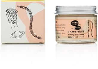 Meow Meow Tweet Baking Soda-Free Grapefruit Deodorant by 2.4oz Deodorant)