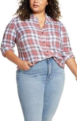 Caslon Plaid Shirt