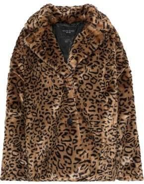 70fe665978 Walter W118 By Baker Rosa Leopard-print Faux Fur Jacket