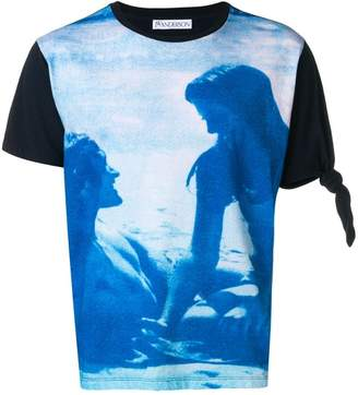 J.W.Anderson californian lovers print T-shirt