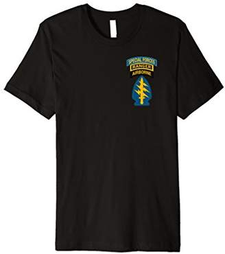 Special Forces Shirt - Special Forces Ranger Shirt - 1.5x