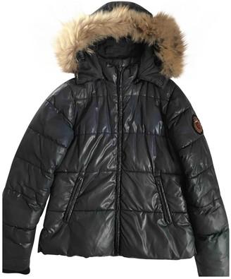 Bel Air Navy Coat for Women