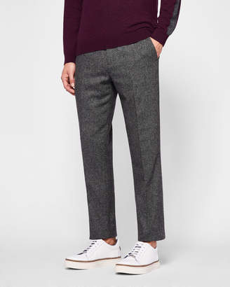 Ted Baker INSTRO Wool-blend tailored trousers
