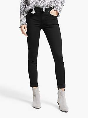 AND/OR Abbot Kinney Skinny Jeans, Stay Black