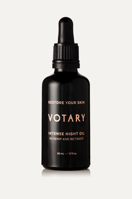 Votary Intense Night Oil - Rosehip And Retinoid, 50ml
