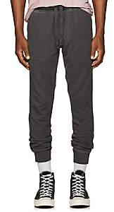 ATM Anthony Thomas Melillo Men's Faded Out Cotton Piqué Sweatpants-Black