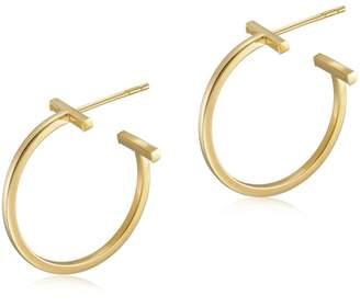 Fine Jewellery 10K Gold Hoop Earrings