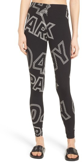 Women's Ivy Park Broken Logo Ankle Leggings