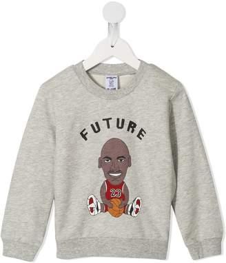 Ground Zero Future print sweatshirt