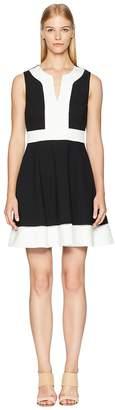 Kate Spade Color Block Ponte Dress Women's Dress