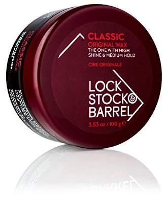 Lock Stock & Barrel Original Classic Wax