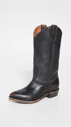 Frye Billy Stitch Pull On Boot