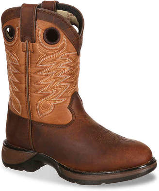 Durango Raindrop Youth Cowboy Boot - Boy's