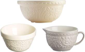 Mason Cash In the Forest Mixing Bowls by Mason Cash, Set of 3