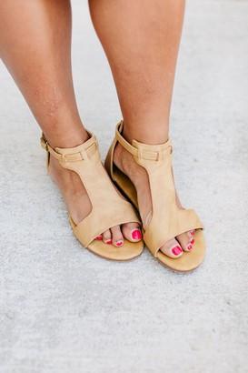 Roman Sandal - Beige