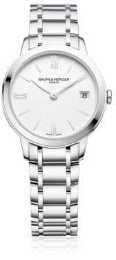 Baume & Mercier Classima 10335 Stainless Steel Bracelet Watch