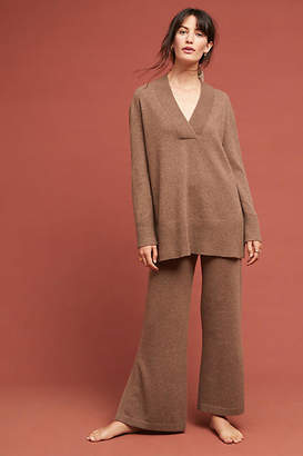 Anthropologie The Cashmere Collection by Cashmere Flare Pants
